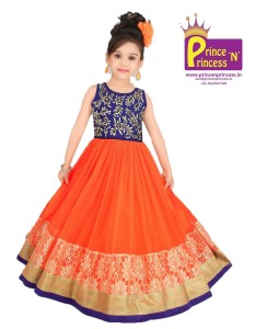 Kids Girls birthday frock dress online